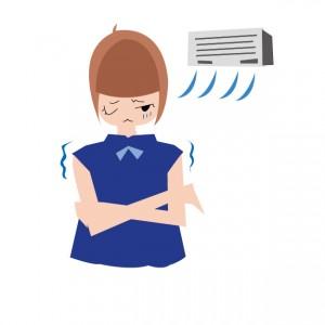 夏バテの天敵!冷房病の原因と症状は?冷房病を予防するには?