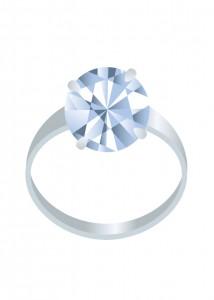 婚約指輪はいつからつける?結婚後はつけないの?結婚指輪は?