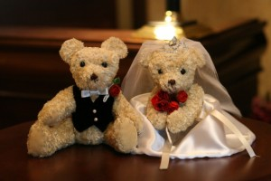 wedding-bear