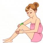冬の乾燥肌のかゆみの原因は?かゆみ対策・入浴方法と薬の選び方